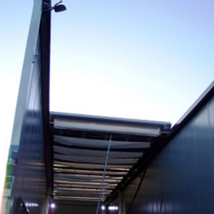 Sliding Roof Tautliners