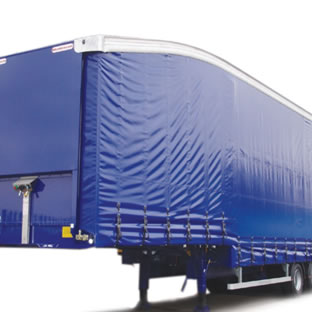 Double-Deck Curtain Sider