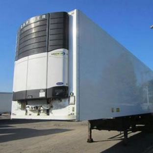 Refrigerated Fridge Trailers